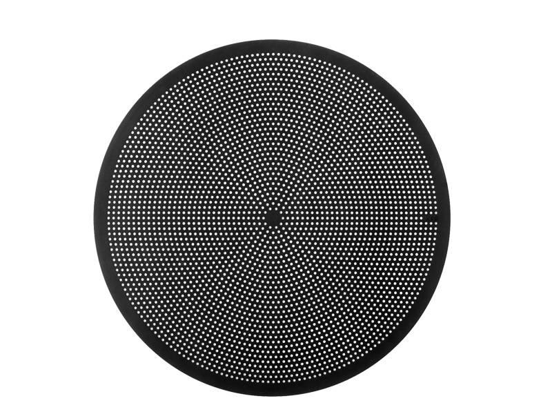 Vipp 134 Placemat Round Black