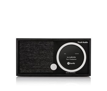 Tivoli Audio Model One Digital Black/Black