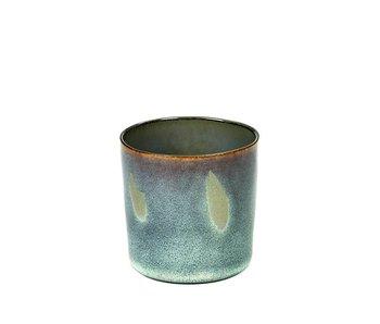 Serax TDR Beker Cylinder Hoog Misty Grey