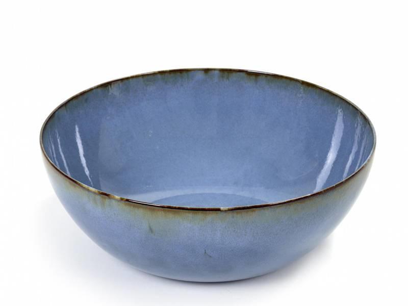 Serax TDR Serveerschaal Smokey Blue 27 cm