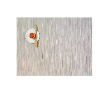 Chilewich Placemat Bamboo Chalk