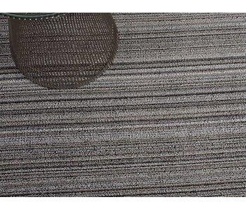 Chilewich Shag Mat Skinny Stripe Birch 46/71 cm
