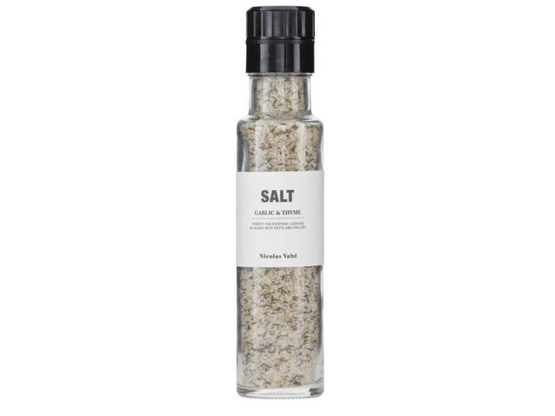 Nicolas Vahé Salt Garlic & Thyme