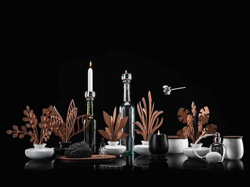 Alessi The Five Seasons Fragrance Diffuser Leaves Shhh