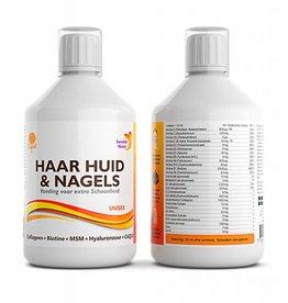 Swedish Nutra Haar Huid & Nagels