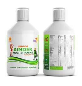 Swedish Nutra Super Kinder Multivitamine