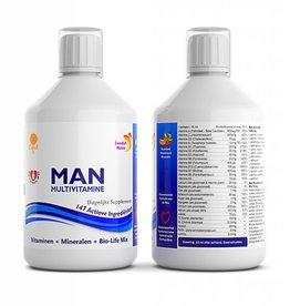 Swedish Nutra Man Multivitamine