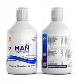 Swedish Nutra Man 50+ Multivitamine