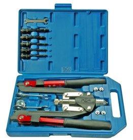 BGS technic 405 Profi-Nietzange Scherenausführung 3,2-6,4mm