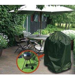 Profiline HOT FIRE BBQ 465892 Schutzhülle für Grills und andere Gartenmöbel 80cm rund grün