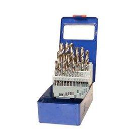 BGS technic BGS technic 2021 HSS Spiralbohrer Satz 26tlg 1-13mm Metallkassette