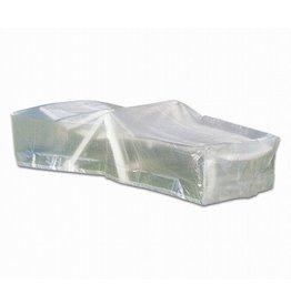 Profiline Profiline 454725 Schutzhülle für Rolliege Dreibeinliege 200x75x40cm transparent