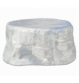Profiline Profiline 454730 Schutzhülle Abdeckung Hülle Tisch rund bis 125cm transparent
