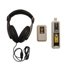 Ultraschall Leckdetektor Lecksuchgerät für Gas- Luft- Wasserbehälter 63524