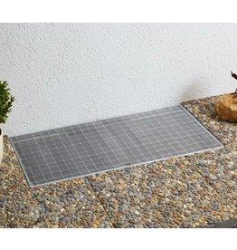 Home & Garden Home & Garden 100500103-VH Lichtschachtnetz aus Aluminium 60x120cm inkl. Befestigungsmaterial