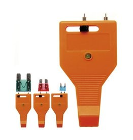 BGS technic 8468 Sicherungstester für KFZ Sicherungen LED-Anzeige