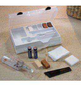 EASY REPAIR Reparatur Set für Fliesen Stein Keramik Brauntöne 500670399-HE
