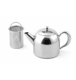 Weis Weis 171127 Edelstahl Teekanne 1,2l mit Sieb