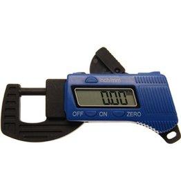 BGS technic 8675 Digital Mikrometer 0-12,7mm inkl. Batterie