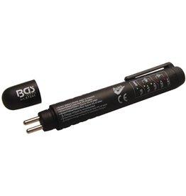BGS technic 67241 Bremsflüssigkeitstester Anzeige über 5 Farbdioden