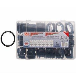 BGS technic 8105 O-Ring Sortiment 285tlg 18-50mm metrisch in Kassette