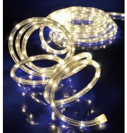 LED Lichterschlauch Lichtschlauch 10m warmweiss mit 240LEDs aussen 75028