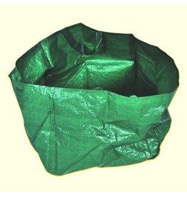 Garden Joker 5 Stück Gartenabfallsack 50l Inhalt Tragkraft 15kg grün Höhe 32cm 242951