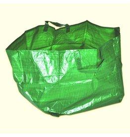 Garden Joker 5 Stück Gartenabfallsack 140l Inhalt Tragkraft 50kg grün Höhe 45cm 242952