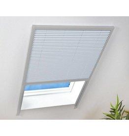 Sonnenschutz Dachfenster Plissee 110x160cm braun 100540102-VH