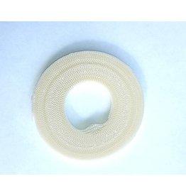 CULEX Klettband Ersatzklettband zu Pollenschutz Vlies Pollenschutzvlies 5,6m