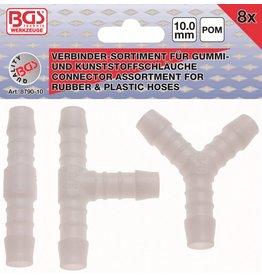 BGS technic BGS technic 8790-10 Kunststoff Verbinder kraftstoffbeständig 8tg 10mm