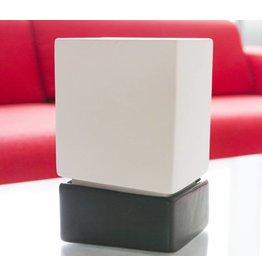 Luftbefeuchter Verdunster edge Keramik weiss/anthrazit 202350425-HE