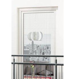 CULEX Fliegengitter 130x220cm für Türen an franz. Balkonen anthrazit 101140205-CU