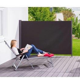 Home & Garden Seitenmarkise Gestell anthrazit/Textilgewebe anthrazit H200xL300cm 302340307-HE