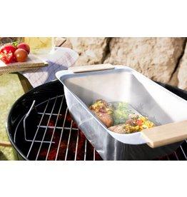 Home & Garden BBQ DEVIL 202100119-HE Dünstschale Warmhalteschale cazoo 32,5x19,5x14,5cm