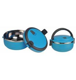 Lunchbox Brotdose Thermobox Vesperdose für kalte und warme Speisen 12219