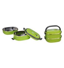HI Lunchbox Brotdose Thermobox Vesperdose für kalte und warme Speisen 12218