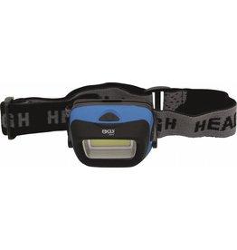 BGS technic BGS technic 85314 COB LED Stirnleuchte Kopfleuchte Stirnlampe 120 Lumen