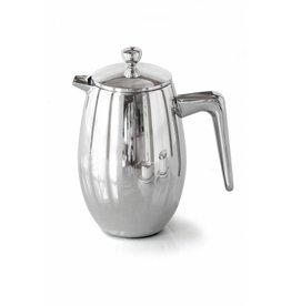 Weis 189108 Edelstahl Kaffeebereiter Pressfilterkanne brilliantpoliert 1000ml