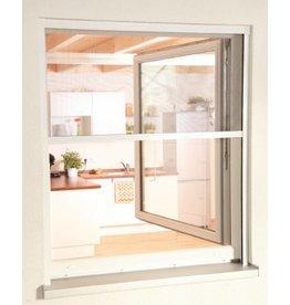 CULEX Fliegengitter Alu Rollobausatz für Fenster smart 100x160cm weiss 100910301-VH
