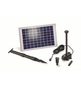 Esotec 101013 Solarpumpensystem Solarpumpe Solar Teichpumpe Water Splash 10/610