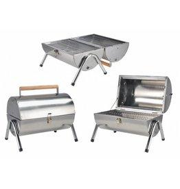 ewega Edelstahl Picknick Grill Campinggrill zusammenklappbar 60008