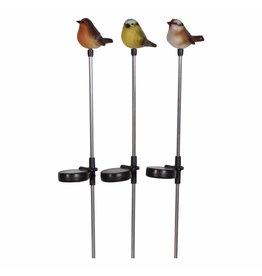 My Garden Solar Gartenstecker Dekostecker Vogel farbig Höhe 73cm (1 Stück) 1001629