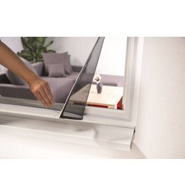Magnet Insektenschutzfenster 130x150cm weiss kürzbar 101320201-VH
