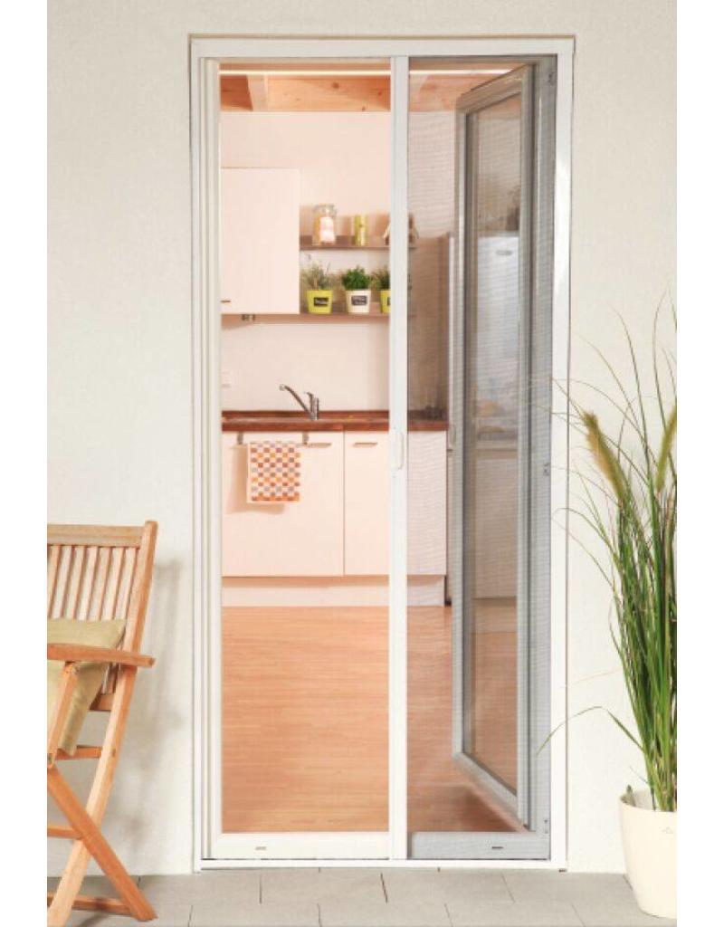 fliegengitter t r rollo rollobausatz smart 125x220 weiss 100920101 vh ewega versandhandel. Black Bedroom Furniture Sets. Home Design Ideas