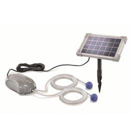 ewega Esotec 101880 Solar Teichbelüfter Teichbelüftung DUO-Air
