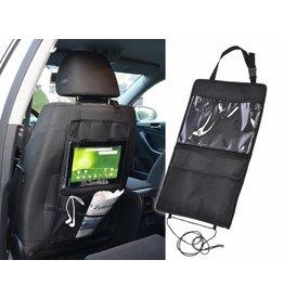 ewega PKW Rücksitz Organizer Rücksitztasche mit Tablet-PC Tasche 30x52cm 95119