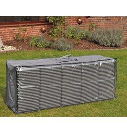 Tragetasche Hülle schwer für Gartenmöbel Auflagen 125x32x50cm anthrazit 61046