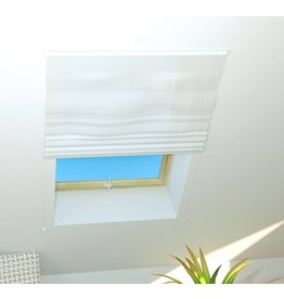CULEX Dachfenster Insektenschutz BASIC 110x1160cm weiss kürzbar 101400201-VH