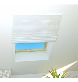 CULEX Dachfenster Insektenschutz BASIC 110x160cm weiss kürzbar 101400201-VH